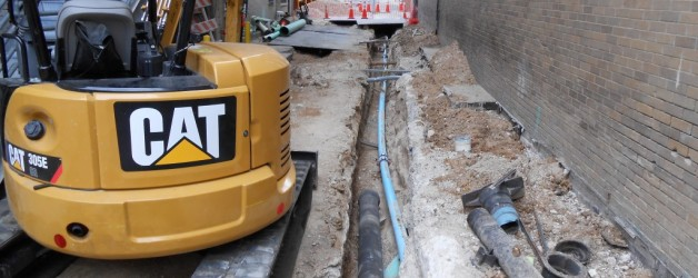 City of Austin – CBD Alley Water Line Replacement